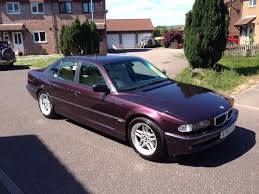 BMW Convertible bmw e38 specs : BMW Individual E38 740i V8 Sport in Mora Metallic | in Marshfield ...