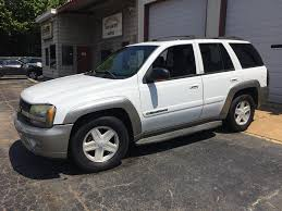 3595 - 2002 Chevrolet Trailblazer | Howell & Son Auto Center and ...
