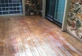 how to build a deck over concrete building a wood deck over concrete patio build deck