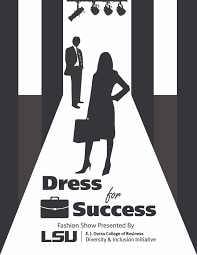 dii to host dress for success fashion show e j ourso college dii to host dress for success fashion show