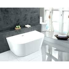 freestanding tub drain rough in flexible hose freestanding bathtub drain connection tub installation