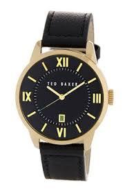 men s watches nordstrom rack ted baker london men s dress sport leather watch