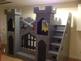 Knights castle bunk bed see more at