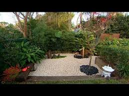 Small Picture YOu can make your own Zen Garden in a corner of your backyard