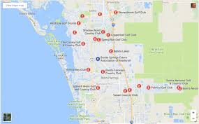 sw florida maps of interest