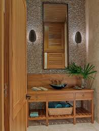 Powder Room Hot Summer Trend 25 Dashing Powder Rooms With Tropical Flair