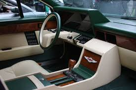 1982 Aston Martin Lagonda Interior Aston Martin Lagonda Aston Martin Aston