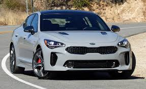 2018 kia gt.  2018 2018 kia stinger gt in gray paint intended kia gt