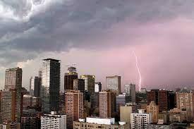 Toronto under severe thunderstorm watch ...