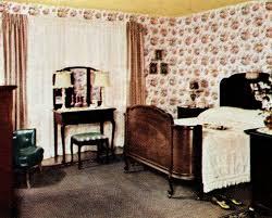 glam 1940s interior design 5 before
