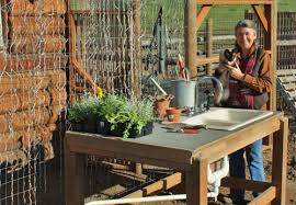 constructing an all weather garden sink entry 165