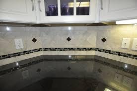 tile backsplash ideas black granite countertops