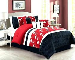 medium size of grey red duvet cover and single black covers splendid blue white comforter sheets