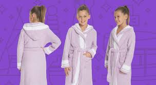 Time to get baby all cleaned up! 16 Best Comfy Cozy Kids Robes According To Moms 2021