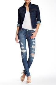 Baldwin Denim Size Chart Baldwin The Ten Skinny Jean Nordstrom Rack