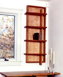 office hanging shelves. Modern Luxury Office Hanging Shelves Storage Furniture Design City Joinery Brooklyn NYC