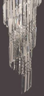 toronto chrome 14 light clear crystal spiral chandelier with spiral chandelier view 33 of