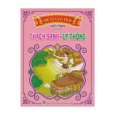 Truyện Cổ Tích Việt Nam - Thạch Sanh - Lý Thông   nhanvan.vn – Siêu Thị  Sách Nhân Văn