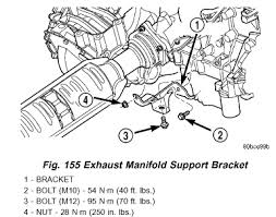 the official 2nd gen faq and performance thread dodgeforum com pt cruiser exhaust manifold removal at Pt Cruiser Exhaust Diagram