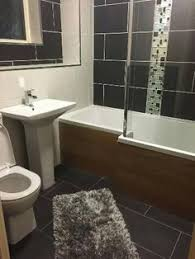 funky bathroom furniture. beautiful funky vpshareyourstyle sean from hull uses a grey rug black tiles and white bathroom  furniture inside funky bathroom furniture