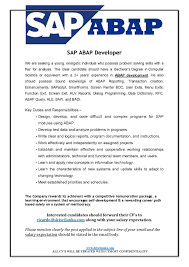Lovely Sap Ewm Sample Resume Images Example Resume And Template