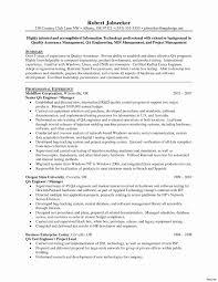 Sample Qa Resume With Agile Experience Sample Qa Resume With Financial Experience For An Entry Level 2