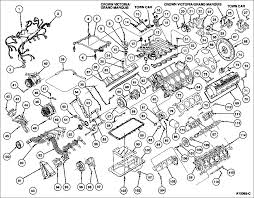 2007 ford 4 6l engine diagram wiring diagram fascinating
