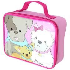 <b>Сумка</b>-термос Thermos <b>Puppy Days</b> Soft Kit <b>детская</b> 4 л - Купить в ...