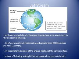 where do jet streams form global wind belts the jet stream ppt video online download