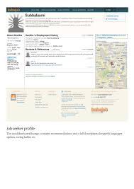 babajob com design other % network smithsonian cooper hewitt job seeker profile page bangalore