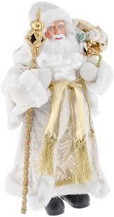 """<b>Новогодняя</b> фигурка <b>Феникс</b>-<b>презент</b> """"Дед Мороз"""", цвет: белый ..."""
