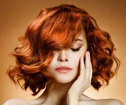 Medium Hair Painting Pertaining To Short Hairstyles For Thick Wavy
