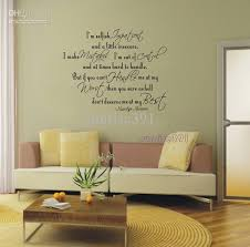 fancy benches theme according to wall sayings for living room