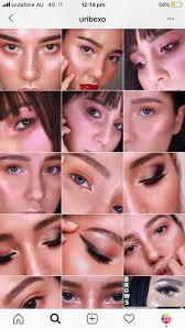 want to see beautiful insram feed ideas for makeup artists have a