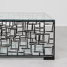As Shown: Midtown Modernist Cocktail Table Size: 36 x 36 x 17.75 H inches