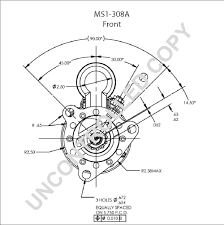 Ms1 308a front dim drawing