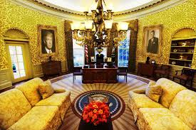where is the oval office. Recreating Oval Office. Future! Office M Where Is The