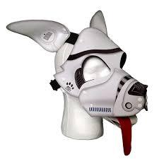pup hood showcase stormtrooper hood