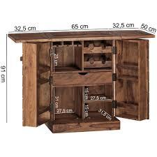 Hausbar Schrank