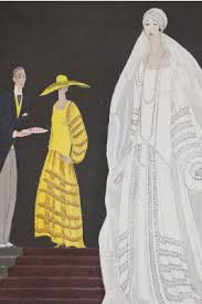 Hyménée. <b>Robe</b> de mariée, et <b>robe</b> de <b>demoiselle d</b>'<b>honneur</b>, de ...
