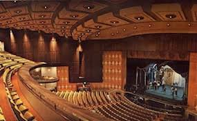 fisher theater detroit