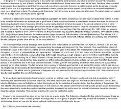 essays about english ba english essay on terrorism bace world the ba english essay on terrorism bace world