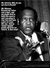 Paul Robeson Biography, Paul Robeson's Famous Quotes - QuotationOf ...