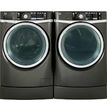 Best Price On Front Load Washer And Dryer Front Load Washing Machines Washers From Ge Appliances