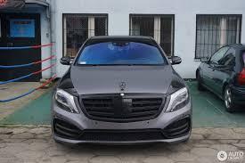 Prior Design W222 Mercedes Benz Prior Design S 63 Amg W222 Pd800s 4 October