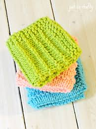 Easy Knit Dishcloth Pattern Mesmerizing Ravelry Farmhouse Kitchen Dishcloth Pattern By Brittany Coughlin