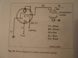 wiring diagram for oil pressure gauge the wiring diagram vdo oil pressure gauge wiring diagram nilza wiring diagram