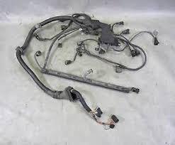 bmw e39 530i 525i 6 cyl m54 engine wiring harness w broken tab image is loading bmw e39 530i 525i 6 cyl m54 engine