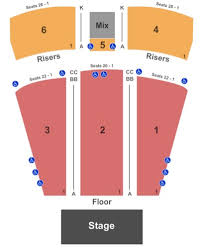 Acl Moody Theatre Seating Chart Actual Moody Theater Seat Map