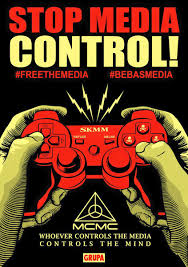 Image result for control of media